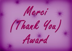 Merci Award (By ComfortablyNumb)